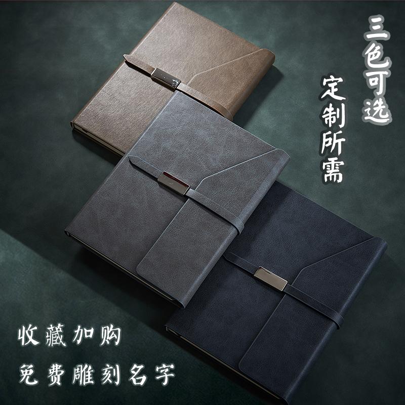 教师节礼品商务笔记本子logo记事本