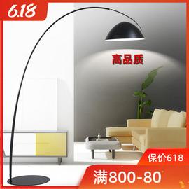 设计师现代简约创意台灯北欧轻奢钓鱼灯后现代书房卧室客厅落地灯图片