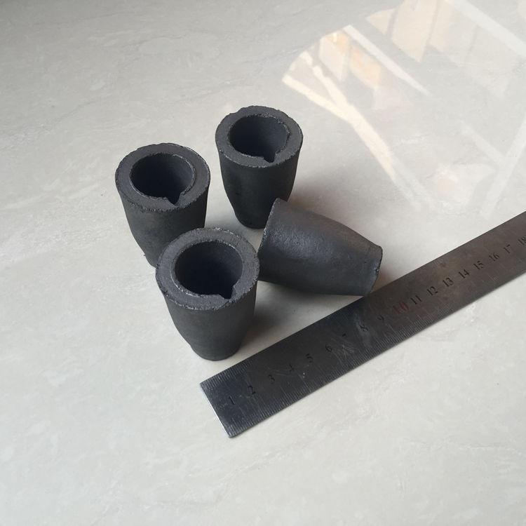 坩埚工具锅炉石墨铜熔炼家用小型坩钢铸造L耐磨铝模具耐腐蚀铸锭