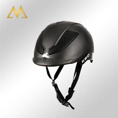 高档KED PINA 德国进口头盔 超轻透气可调节头盔 骑马帽 儿童马术