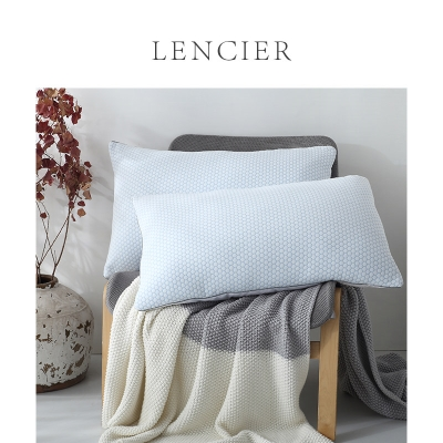 Lencier warm in winter and cool in summer