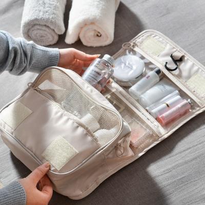 电子产品收纳包旅行收纳包旅行洗漱包女防水出差便携化妆包收纳袋