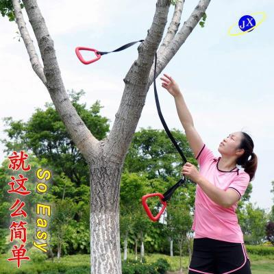 吊环健身家用单杠树上便携连体拉手把手成人儿童牵引训练广场舞蹈
