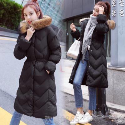 女士冬季外套洋气时髦时尚软妹大衣可爱日系2019年新款冬装