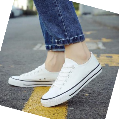 Summer mens leisure cloth shoes leisure blue canvas shoes thin bottom low top leisure shoes mens walking shoes grey.