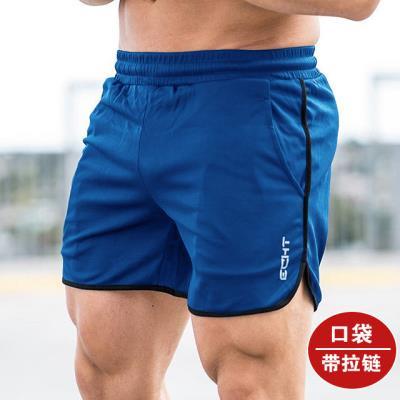 男土3分短裤男运动篮球男子带口袋深蹲夏装羽毛球速干超短裤男生