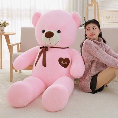 创意超大布偶女朋友女孩抱抱熊女生陪睡床上大抱熊表白儿童大狗熊