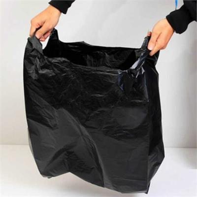 Extra thick 15 lengthened 38 living room medium garbage bag household thickened large and small one-time strong super thick X60