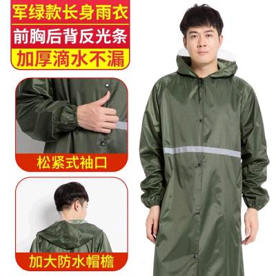 Fat rider courier work clothes with sleeves fishing site raincoat sunscreen universal take away extended equipment