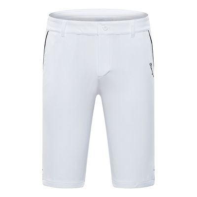 2020 summer golf clothing Golf thin high elastic mens shorts, mid length pants, sweat wicking and quick drying