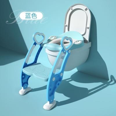 儿童垫折叠阶梯便尿盆式宝宝楼梯架