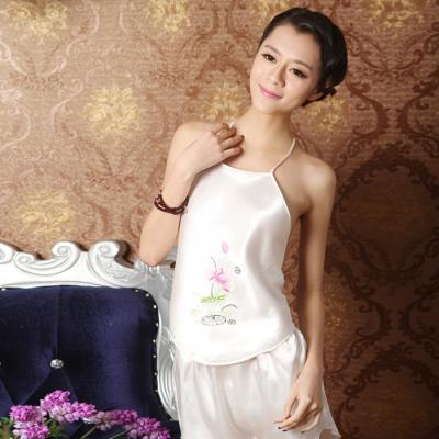短款 一片 抹胸式 美背古代外穿肩带时尚 肚兜女士成人少女胸罩套装