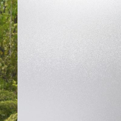 自粘纯磨砂玻璃贴膜不透明窗户贴膜办公室窗花卫生间玻璃贴纸浴室