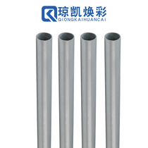 Jonke KBG JDG Pre-buried steel pipe metal threading Eight in charge of walking wire tube galvanized wire tube 25*1.2