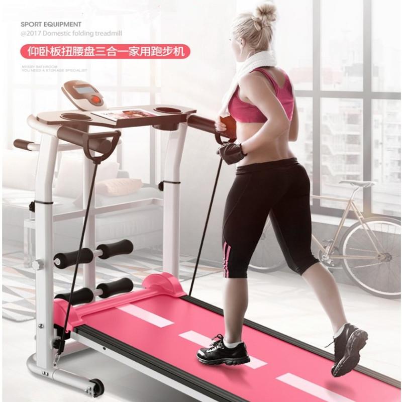 平板式跑步机家用款室内走步减肥超静音男女迷你二手简易小型折叠