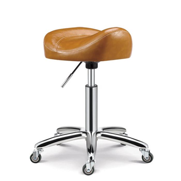 鸿翔理发店美发大工凳美发大工椅子美发凳子师傅升降椅子马鞍椅