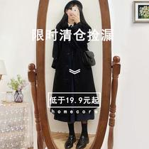 【homecore】客供撤柜女装连衣裙反季清仓断码处理特价衣捡漏品牌
