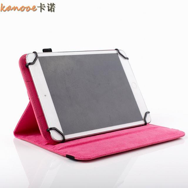 新款平板电脑7寸8寸12寸11.6寸10.1寸通用壳子旋转皮套万能保护套