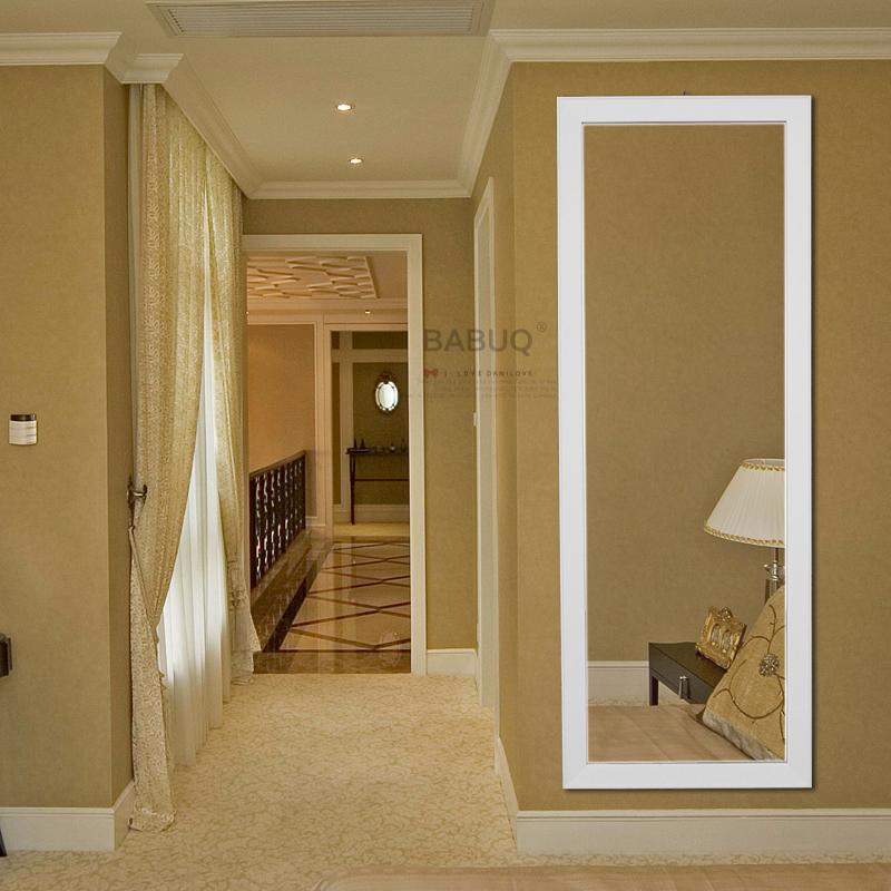 美式全身壁挂镜子贴墙家用全身镜券后218.00元