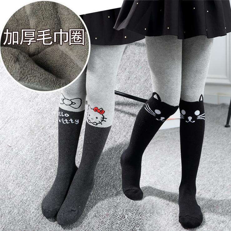 女童兒童百搭女寶寶襪子