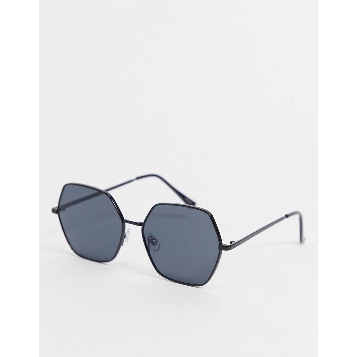 代购Madein 超大号方框太阳眼镜女2021新款奢侈品