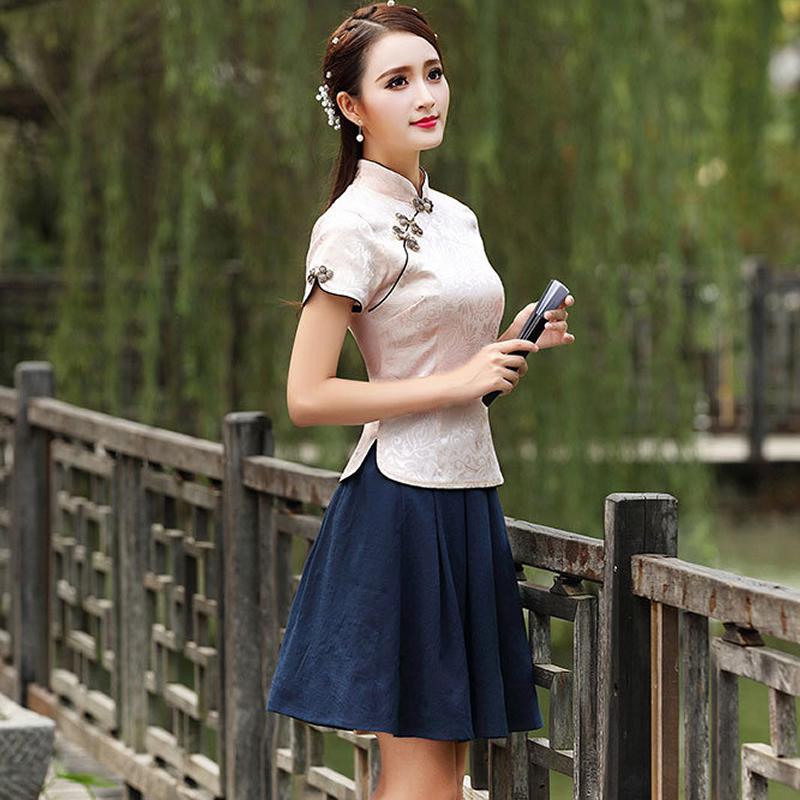 Национальная китайская одежда Артикул 567901166107
