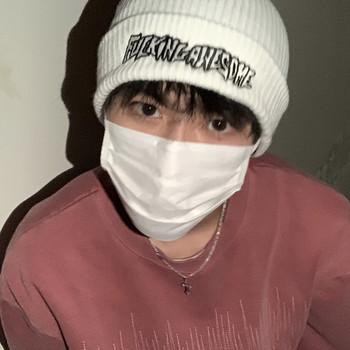 韩版秋冬季男ins复古刺绣毛线帽