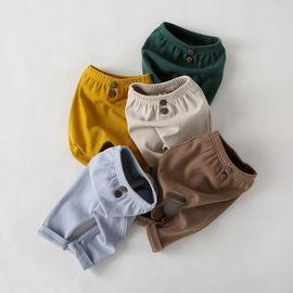 婴幼儿大PP裤子春秋洋气男女童宝宝罩裤弹力打底裤0-2岁1外穿秋装