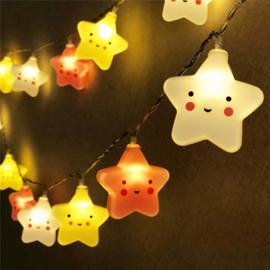 星星灯小彩灯LED闪灯串灯ins房间布置浪漫布置装饰网红灯卧室节日