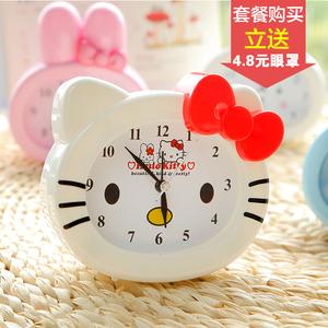 韩国创意小闹钟 时尚个性懒人学生儿童闹表卧室床头电子时钟表