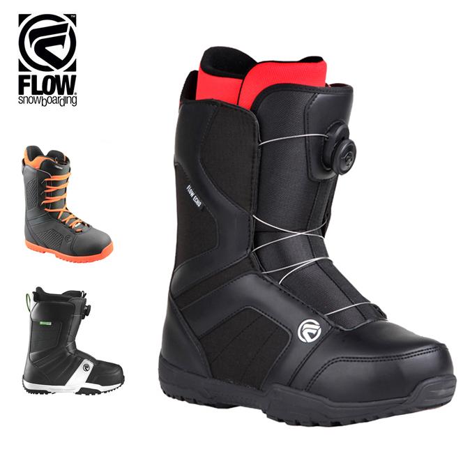 美国Flow ECHO BOA单板滑雪鞋 新手 男款雪鞋 滑雪 男钢丝扣雪鞋