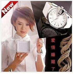 Нейтральная любовь пробуждения кожи ДИЗЕЛЬ Дизель му обуви DZ1405 черно-белые пары женские часы