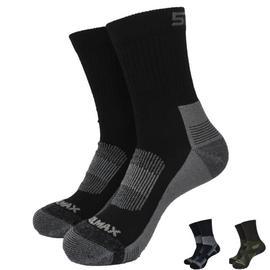 OUT-127户外82%CoolMax速干排汗无骨毛圈加厚徒步袜运动袜图片