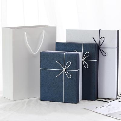 礼品盒衣服包装盒大号生日礼物盒子ins风男女款伴手礼盒空盒定制