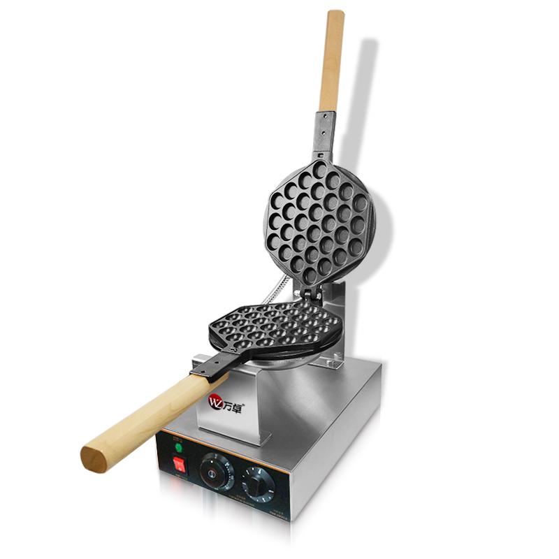 香港萬卓雞蛋仔機商用家用蛋仔機電熱雞蛋餅機QQ雞蛋仔機器烤餅機