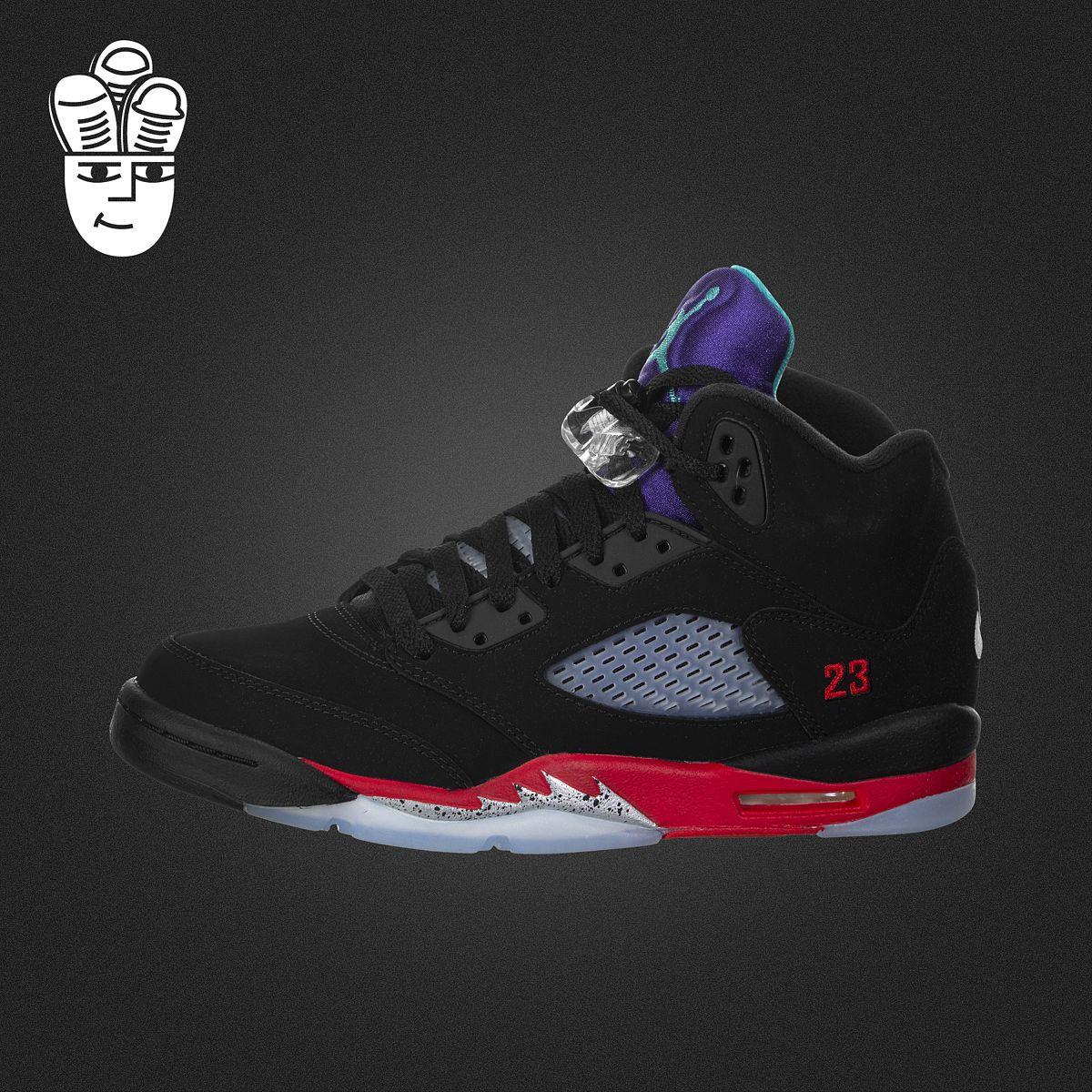 Air Jordan V (5) Retro AJ5男鞋女鞋 GS篮球鞋 运动休闲鞋