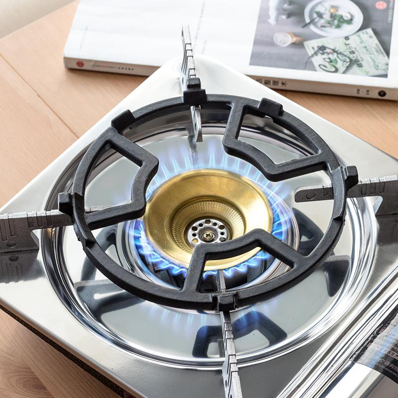 防滑灶具小锅架厨房奶锅支架灶台放煤气灶的架子台家用天然气灶燃