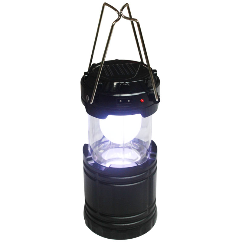 户外野营营地灯多功能太阳能台灯