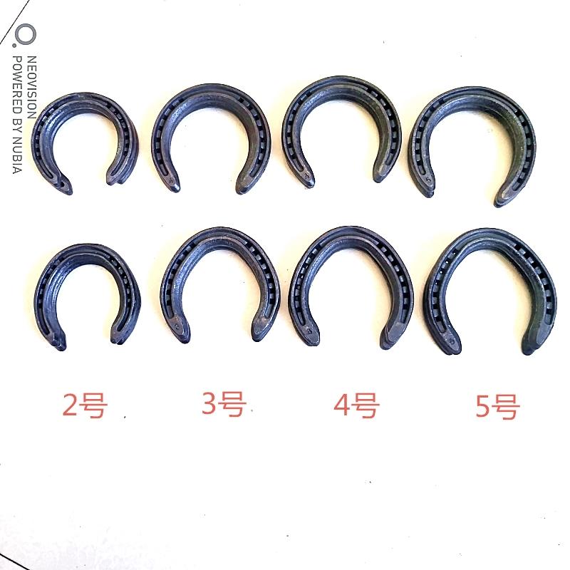 马蹄铁,马掌,温血马掌,马匹装备,马术运动,马蹄铁常用规格