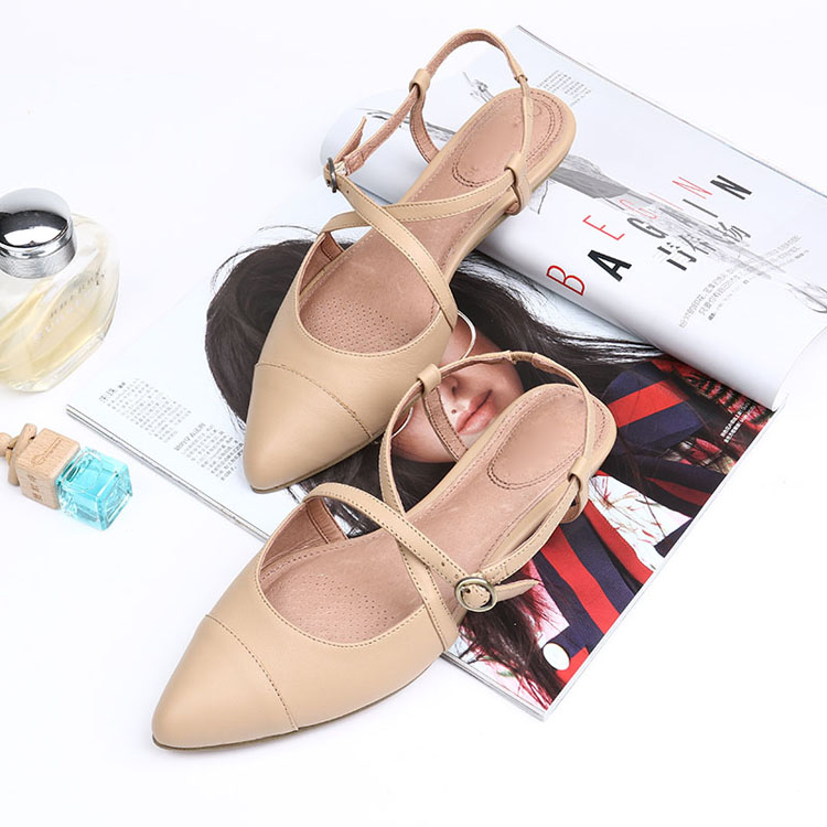 Summer comfortable womens sandals in Europe and the United States
