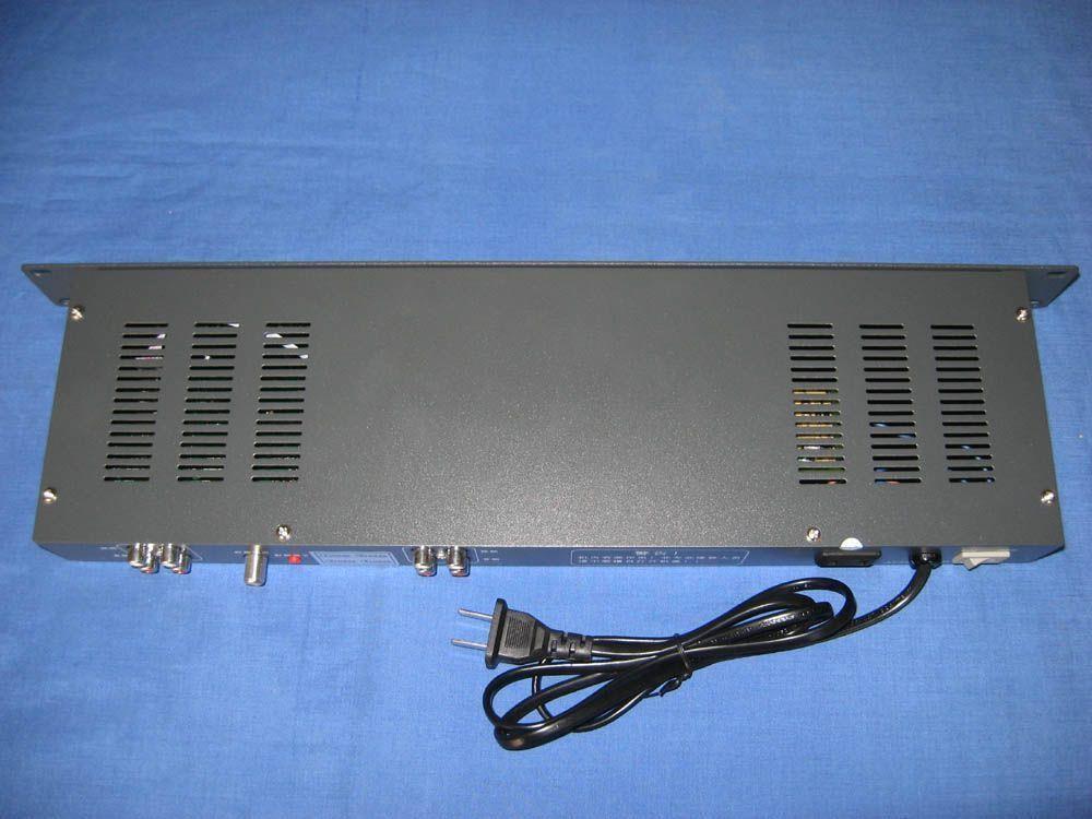 4路调制器解调器 频道转换器 射频调制器 有线电视前端 自办节目