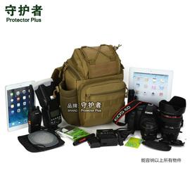 户外多功能超级鞍袋包专业摄影单肩包挎包路亚雷蛙钓鱼包饵包水壶图片