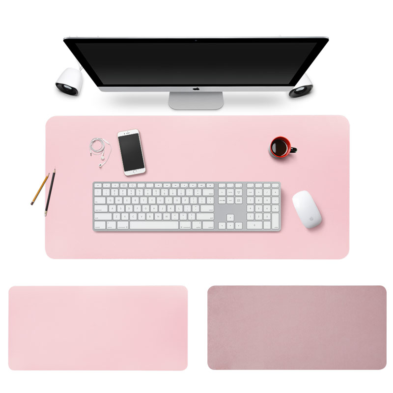 笔记本电脑垫桌垫防水超大号鼠标垫写字台垫键盘垫办公桌垫可定制 可爱女生书桌垫 学生写字垫 学习桌面垫子