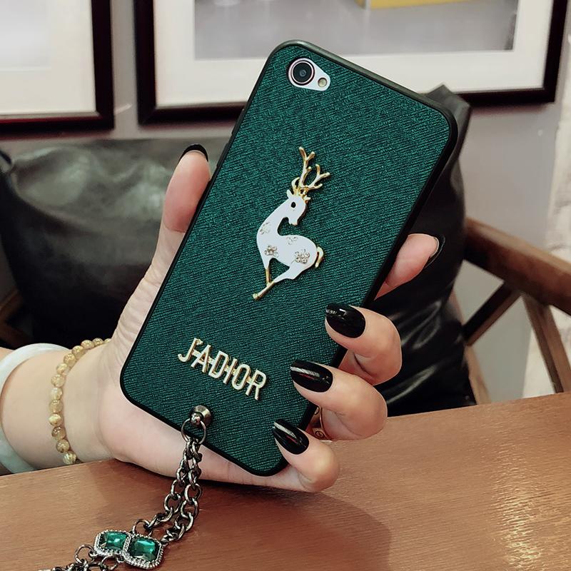 包邮a5纯色oppoa83幸运鹿a79kt手机壳