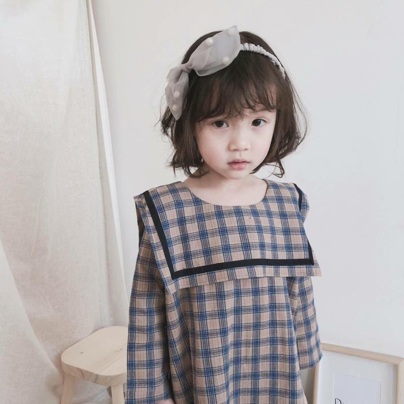 韩国儿童珍珠蝴蝶结发箍可爱宝宝发饰公主头饰小女孩超仙发卡摄影