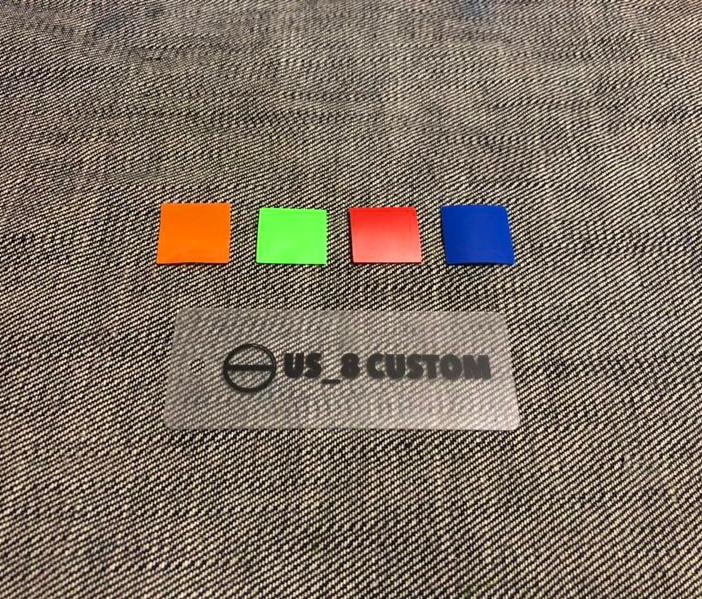 US8 кроссовки сделанный на заказ DIY OW коробка рукоделие клей OFF-WHITE небольшие аксессуары