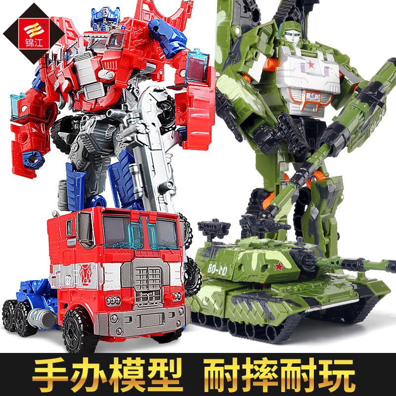 正版擎天柱变形玩具 玩具男孩汽车机器人大黄蜂变形金刚模型8其他