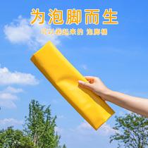 泡脚袋可折叠泡脚水盆深旅行便携式水桶洗脚户外旅行用品必备神器