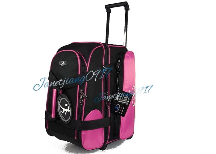 Сша ELITE элита 1680 стандарт тележка двухместный шар пакет двухместный шар мешок боулинг пакет ~ 8 цвет розовый