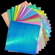 人气雅盛折纸彩色珠光纸闪光纸儿童手工纸美劳彩纸正方形千纸鹤纸